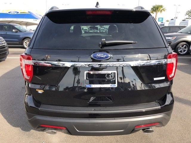 2019 Ford Explorer Base FWD 4 Door Automatic