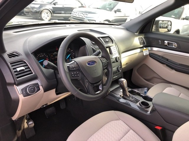 2019 Ford Explorer Base FWD Automatic 2.3L I4 Engine 4 Door SUV