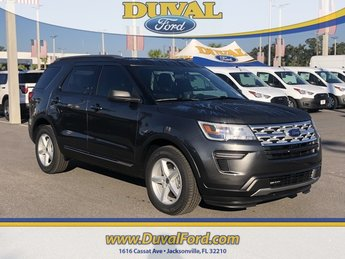 2019 Ford Explorer XLT SUV 3.5L V6 Ti-VCT Engine Automatic