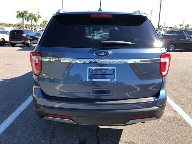 2019 Ford Explorer XLT 3.5L V6 Ti-VCT Engine Automatic 4 Door FWD