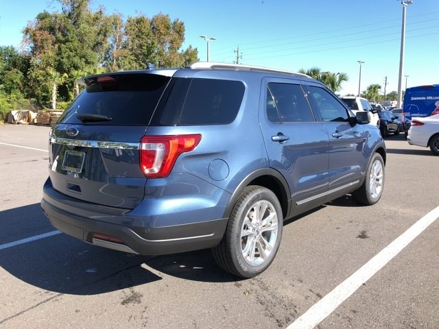 2019 Ford Explorer XLT 4 Door FWD 3.5L V6 Ti-VCT Engine Automatic