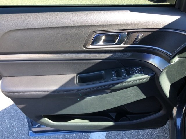 2019 Ford Explorer XLT 4 Door Automatic FWD 3.5L V6 Ti-VCT Engine