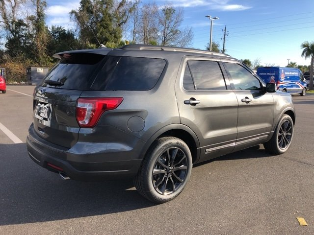 2019 Ford Explorer XLT 4 Door SUV 3.5L V6 Ti-VCT Engine Automatic FWD