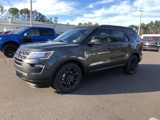 2019 Ford Explorer XLT Automatic 3.5L V6 Ti-VCT Engine SUV