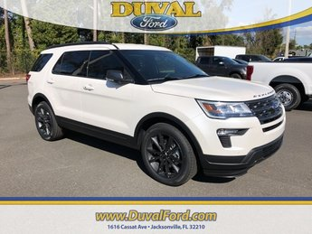 2019 Ford Explorer XLT FWD SUV 4 Door 3.5L V6 Ti-VCT Engine Automatic