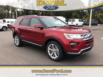 2019 Ford Explorer Limited 4 Door Automatic FWD SUV