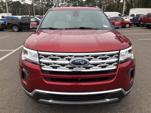 2019 Ford Explorer Limited Automatic 2.3L I4 Engine FWD SUV