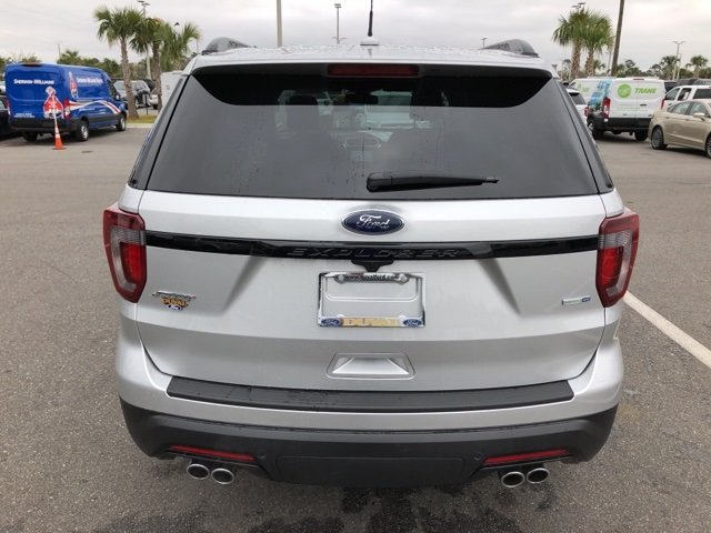 2019 Ford Explorer Sport Automatic SUV 4X4 3.5L Engine