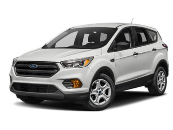 2019 Oxford White Ford Escape S 2.5L iVCT Engine 4 Door Automatic FWD SUV