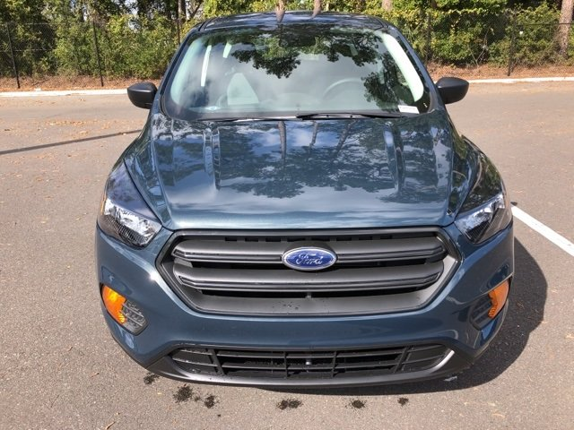 2019 Ford Escape S 2.5L iVCT Engine FWD 4 Door