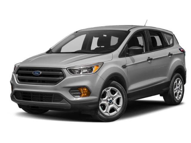 2019 Ingot Silver Metallic Ford Escape S 2.5L i-VCT Engine FWD Automatic SUV 4 Door