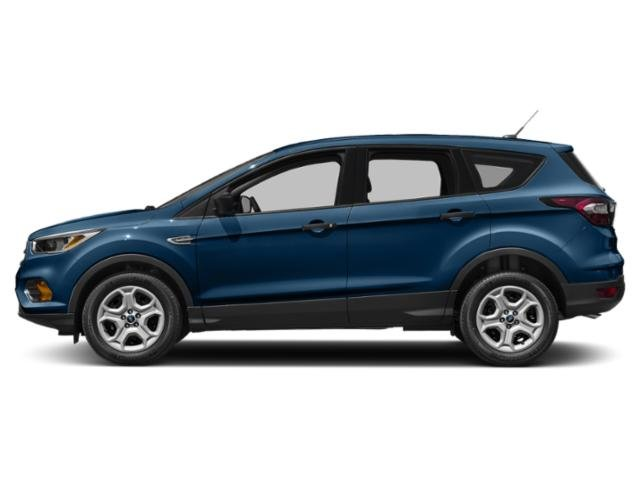 2019 Lightning Blue Metallic Ford Escape S SUV 4 Door 2.5L iVCT Engine Automatic
