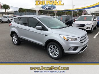 2019 Ford Escape SE EcoBoost 1.5L I4 GTDi DOHC Turbocharged VCT Engine SUV 4 Door FWD Automatic