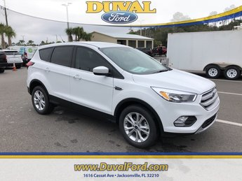 2019 Ford Escape SE Automatic FWD EcoBoost 1.5L I4 GTDi DOHC Turbocharged VCT Engine SUV 4 Door