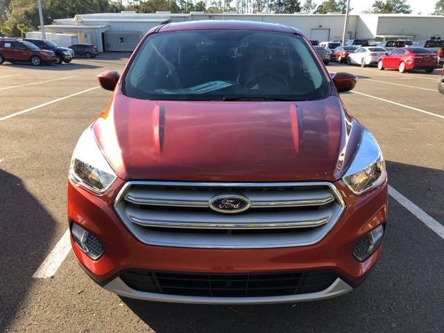 2019 Ford Escape SE EcoBoost 1.5L I4 GTDi DOHC Turbocharged VCT Engine SUV Automatic