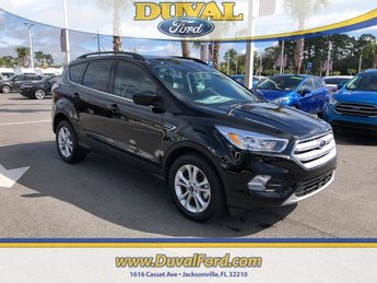 2018 Shadow Black Ford Escape SE Automatic SUV FWD 4 Door