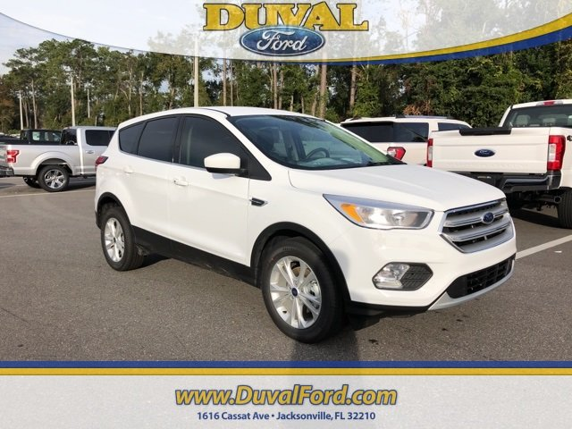 2019 Ford Escape SE FWD Automatic SUV EcoBoost 1.5L I4 GTDi DOHC Turbocharged VCT Engine