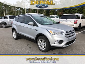 2019 Ford Escape SEL 4 Door FWD Automatic