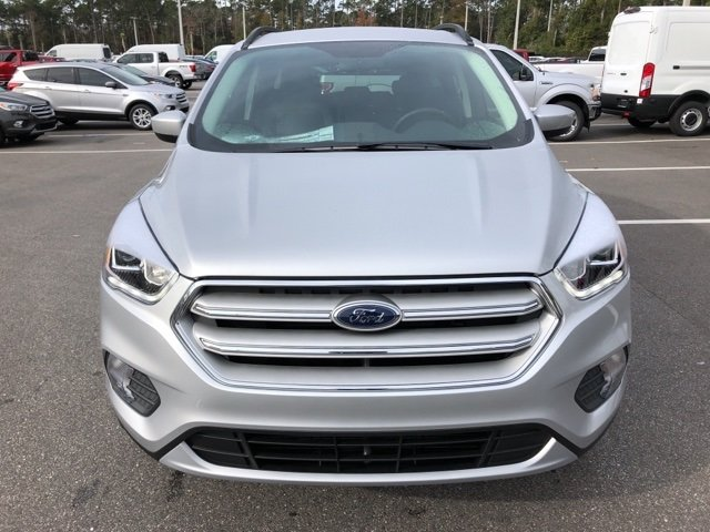 2019 Ford Escape SEL EcoBoost 1.5L I4 GTDi DOHC Turbocharged VCT Engine Automatic 4 Door SUV