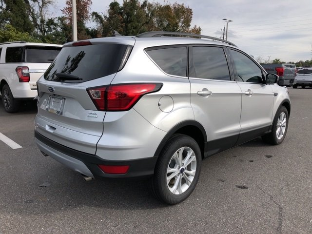 2019 Ford Escape SEL FWD Automatic 4 Door