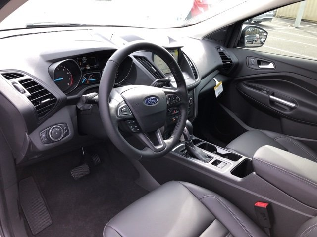 2019 Ford Escape SEL EcoBoost 1.5L I4 GTDi DOHC Turbocharged VCT Engine Automatic SUV
