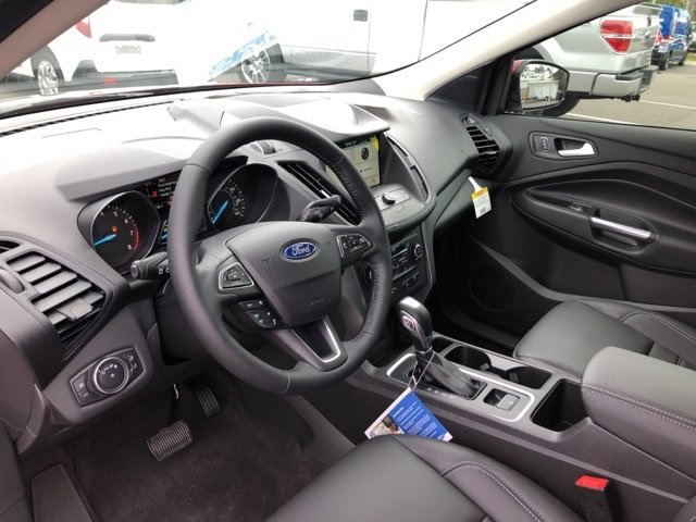 2019 Ford Escape SEL SUV FWD 4 Door Automatic