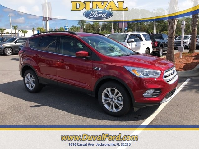 2019 Ford Escape SEL FWD Automatic SUV EcoBoost 1.5L I4 GTDi DOHC Turbocharged VCT Engine 4 Door