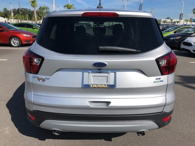 2019 Ford Escape SE EcoBoost 1.5L I4 GTDi DOHC Turbocharged VCT Engine SUV Automatic 4 Door 4X4