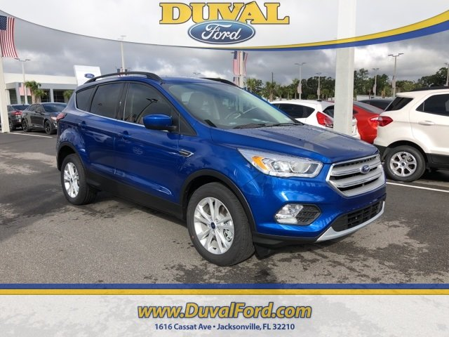 2019 Ford Escape SEL SUV EcoBoost 1.5L I4 GTDi DOHC Turbocharged VCT Engine 4 Door 4X4 Automatic