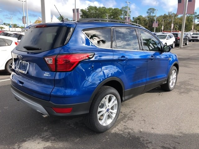 2019 Ford Escape SEL 4X4 4 Door SUV