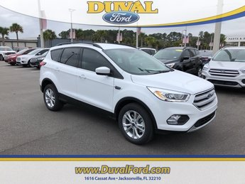 2019 Ford Escape SEL Automatic EcoBoost 1.5L I4 GTDi DOHC Turbocharged VCT Engine SUV 4X4 4 Door