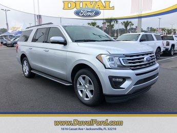 2019 Ingot Silver Metallic Ford Expedition Max XLT Automatic 4 Door RWD SUV