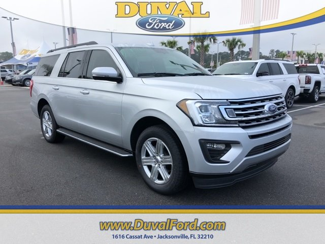 2019 Ford Expedition Max XLT Automatic SUV RWD