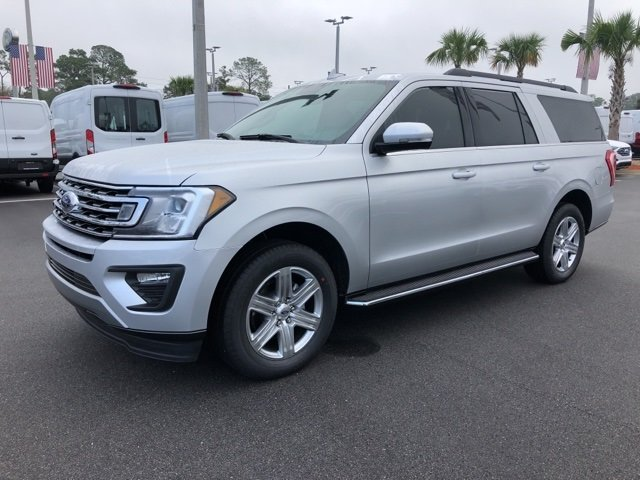 2019 Ford Expedition Max XLT RWD 4 Door Automatic