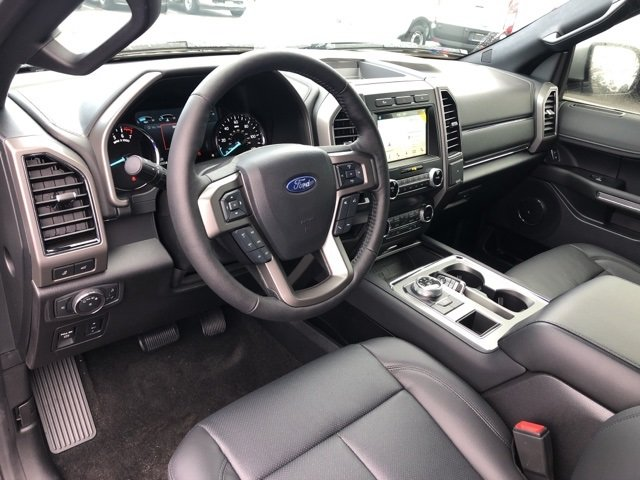 2019 Ford Expedition Max XLT 4 Door RWD EcoBoost 3.5L V6 GTDi DOHC 24V Twin Turbocharged Engine SUV