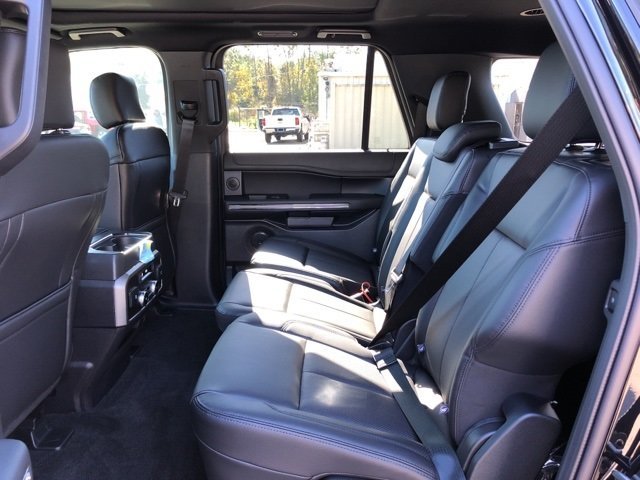 2019 Ford Expedition Max XLT 4 Door EcoBoost 3.5L V6 GTDi DOHC 24V Twin Turbocharged Engine Automatic