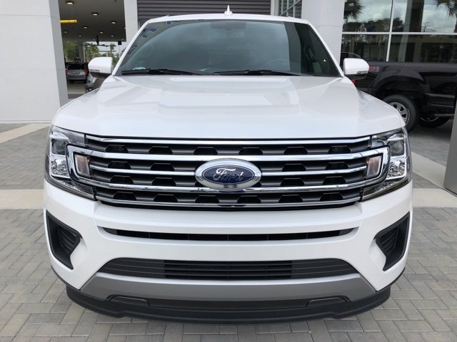 2018 Ford Expedition Max XLT SUV 4 Door EcoBoost 3.5L V6 GTDi DOHC 24V Twin Turbocharged Engine Automatic RWD