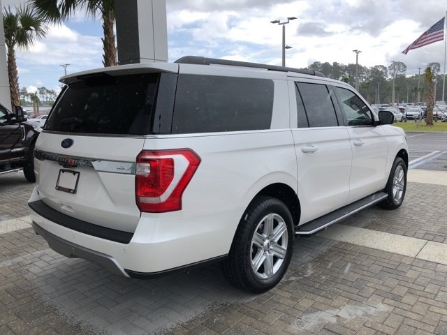 2018 Ford Expedition Max XLT 4 Door RWD Automatic