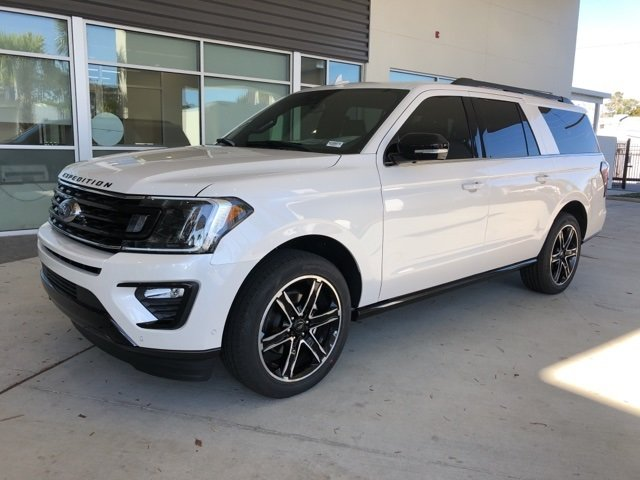 2019 Ford Expedition Max Limited SUV 4 Door RWD Automatic EcoBoost 3.5L V6 GTDi DOHC 24V Twin Turbocharged Engine