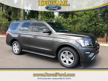 2018 Magnetic Metallic Ford Expedition XLT EcoBoost 3.5L V6 GTDi DOHC 24V Twin Turbocharged Engine 4 Door SUV Automatic