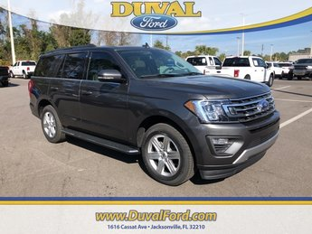 2019 Magnetic Metallic Ford Expedition XLT 4 Door EcoBoost 3.5L V6 GTDi DOHC 24V Twin Turbocharged Engine RWD SUV