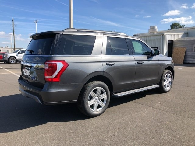 2019 Magnetic Metallic Ford Expedition XLT SUV RWD EcoBoost 3.5L V6 GTDi DOHC 24V Twin Turbocharged Engine Automatic