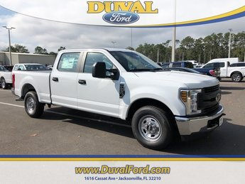 2018 Oxford White Ford Super Duty F-250 SRW XL Truck Automatic 4 Door RWD