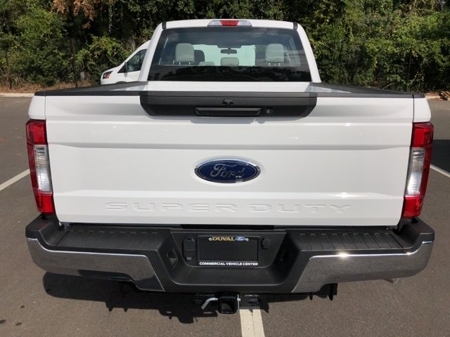 2018 Ford Super Duty F-250 SRW XL 4 Door V8 Engine RWD Automatic Truck