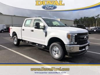 2019 Ford Super Duty F-250 SRW XL 4X4 6.2L SOHC Engine Automatic 4 Door Truck