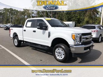 2017 Ford Super Duty F-250 SRW 4X4 4 Door Truck Automatic