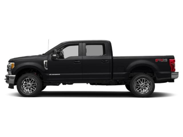 2019 Ford Super Duty F-250 SRW Lariat Power Stroke 6.7L V8 DI 32V OHV Turbodiesel Engine 4 Door Automatic 4X4 Truck