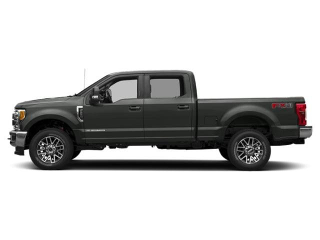 2019 Magnetic Metallic Ford Super Duty F-250 SRW Lariat Automatic 4 Door Power Stroke 6.7L V8 DI 32V OHV Turbodiesel Engine Truck