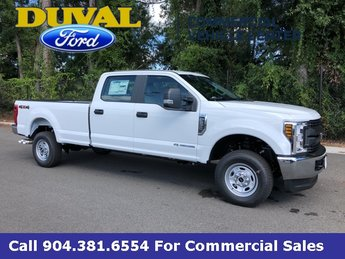 2019 Ford Super Duty F-250 SRW XL Automatic 4 Door 4X4 Power Stroke 6.7L V8 DI 32V OHV Turbodiesel Engine Truck