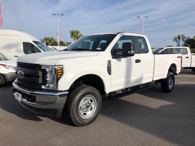 2019 Ford Super Duty F-250 SRW XL 4X4 4 Door Truck Automatic